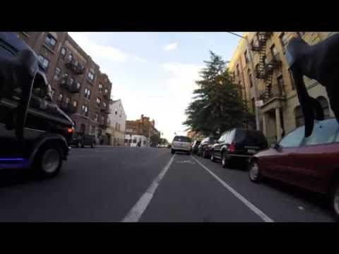 Is This The Luckiest Cycling Escape Of All Time?
