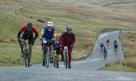 Bored Of The Flat? 5 Hill Climbing Tips!
