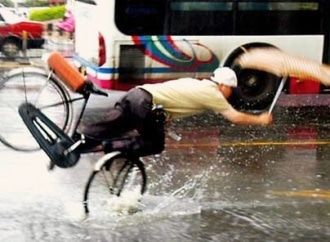 Crash! 5 Epic Cycling Fails