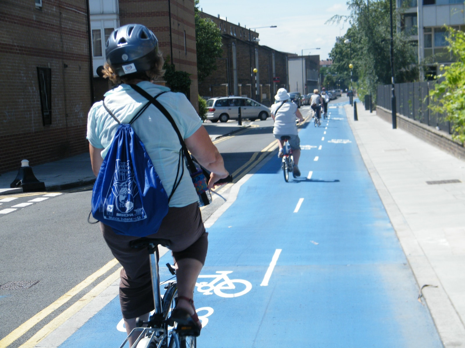 Cycle Lanes – A Blessing Or A Curse?