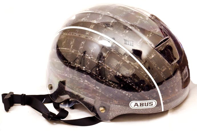The Final Solution To The Helmet Debate?